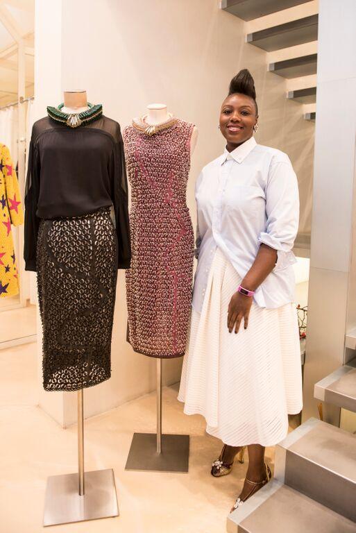 Biffi Boutique x ITC Ethical Fashion Initiative for VFNO & MFW - BellaNaija - September 2015004