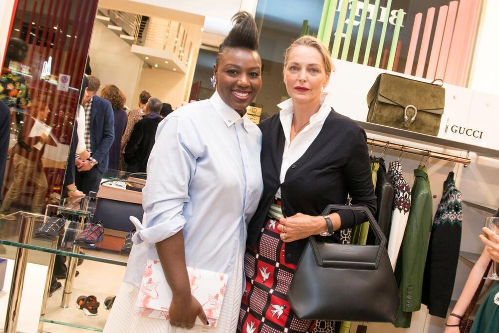 Biffi Boutique x ITC Ethical Fashion Initiative for VFNO & MFW - BellaNaija - September 2015007