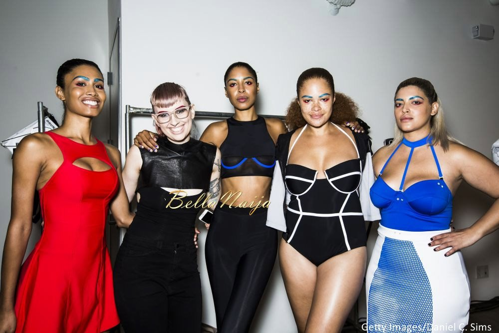 Bimpe Onakoya at Chromat featuring Intel Collaboration New York Fashion Week 2015 - Bellanaija - September011