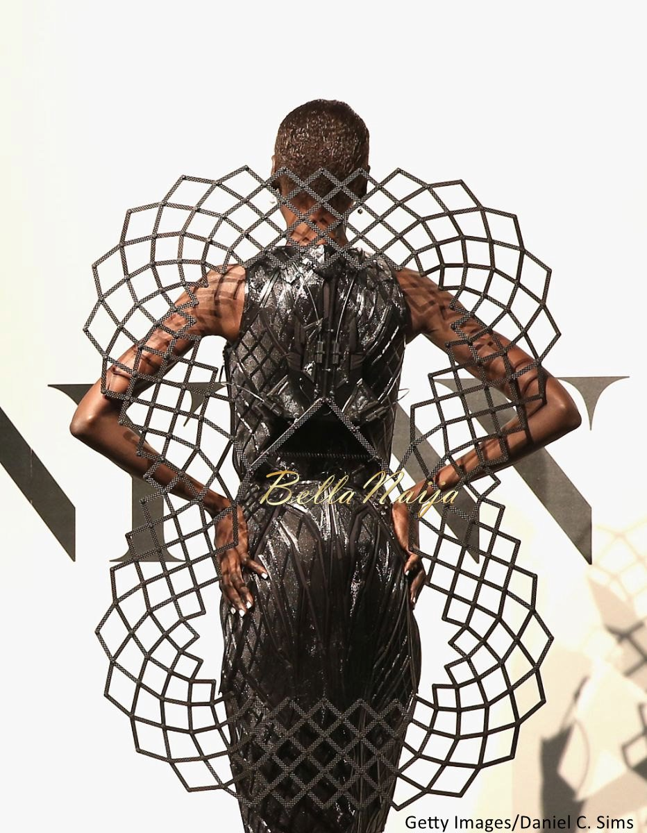 Bimpe Onakoya at Chromat featuring Intel Collaboration New York Fashion Week 2015 - Bellanaija - September013