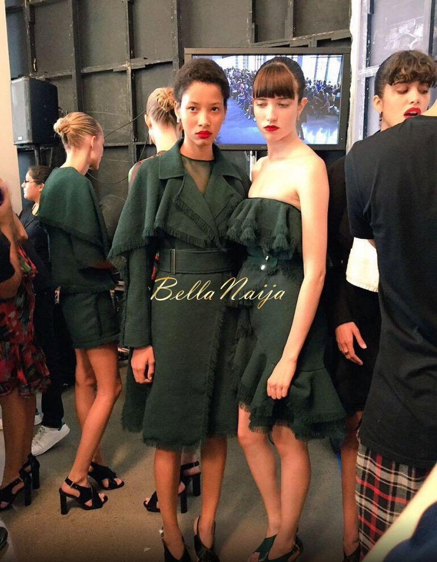 Bimpe Onakoya at New York Fashion Week 2015 - Bellanaija - September006