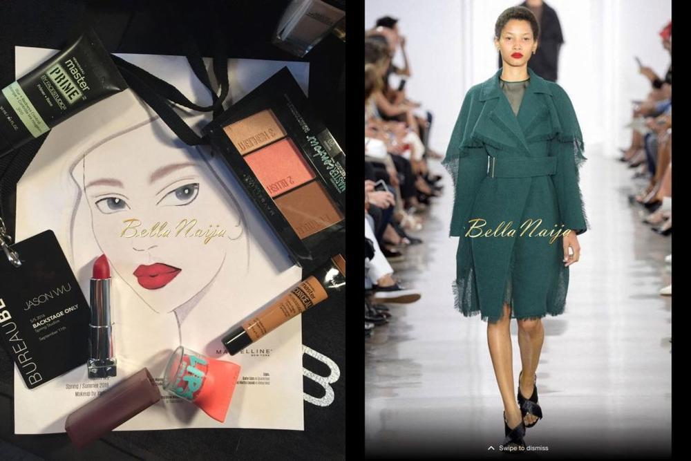 Bimpe Onakoya at New York Fashion Week 2015 - Bellanaija - September008