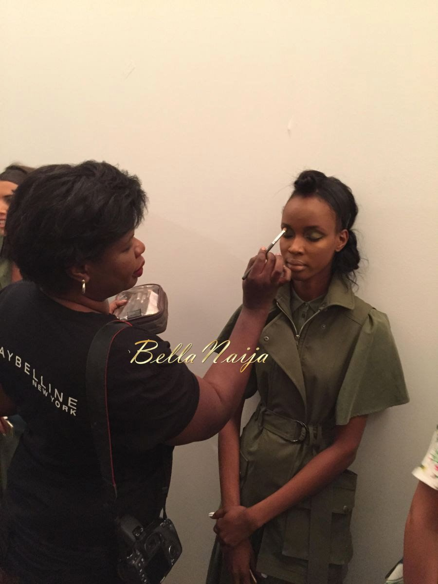 Bimpe Onakoya at New York Fashion Week Spring 2016 - Bellanaija - September017