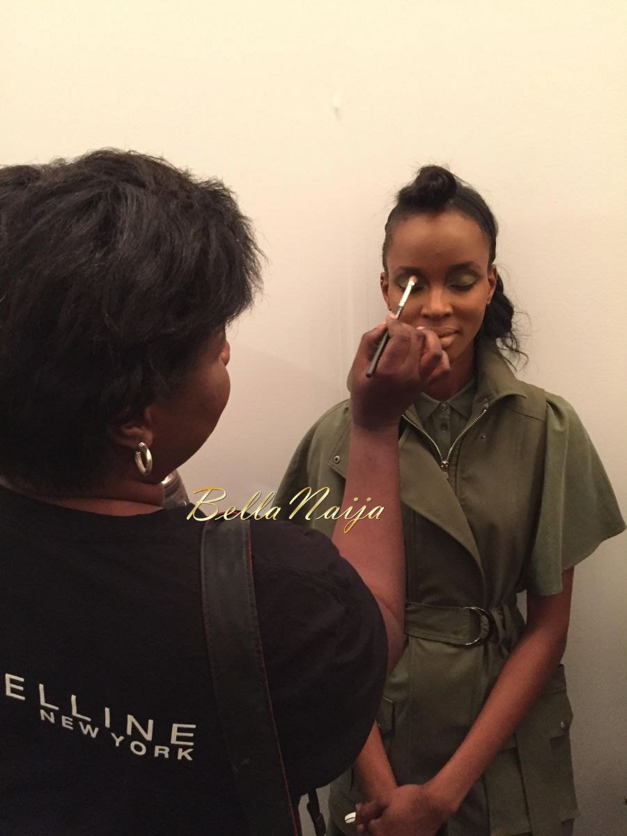 Bimpe Onakoya at New York Fashion Week Spring 2016 - Bellanaija - September025