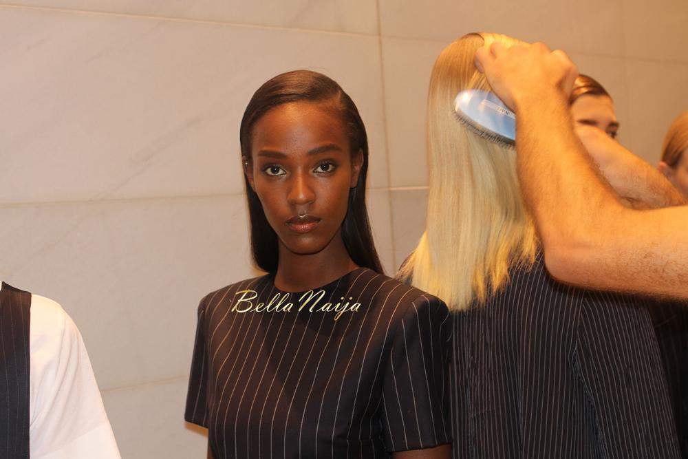 Bimpe Onakoya at the DKNY Showcase at NYFW 2015 - Bellanaija - September001