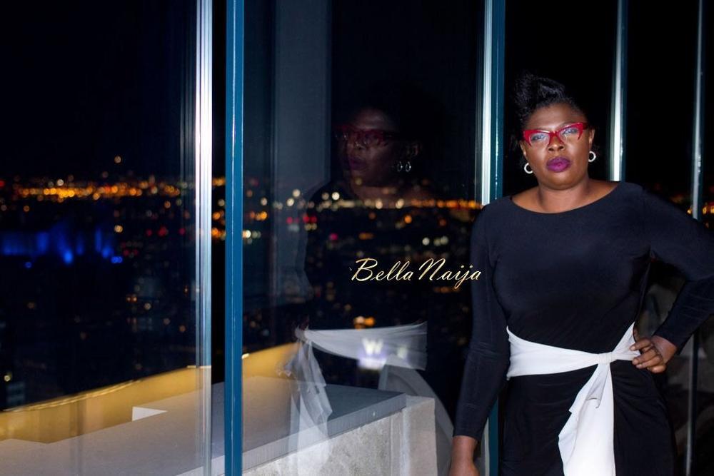 Bimpe Onakoya at the Maybelline New York Party - Bellanaija - September001