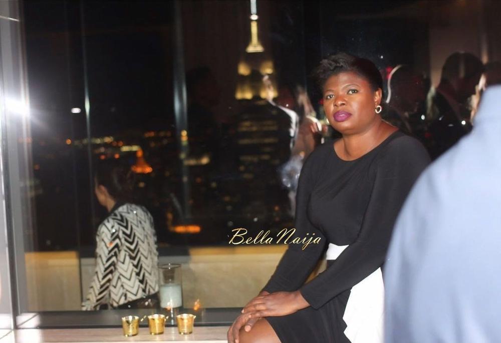 Bimpe Onakoya at the Maybelline New York Party - Bellanaija - September005