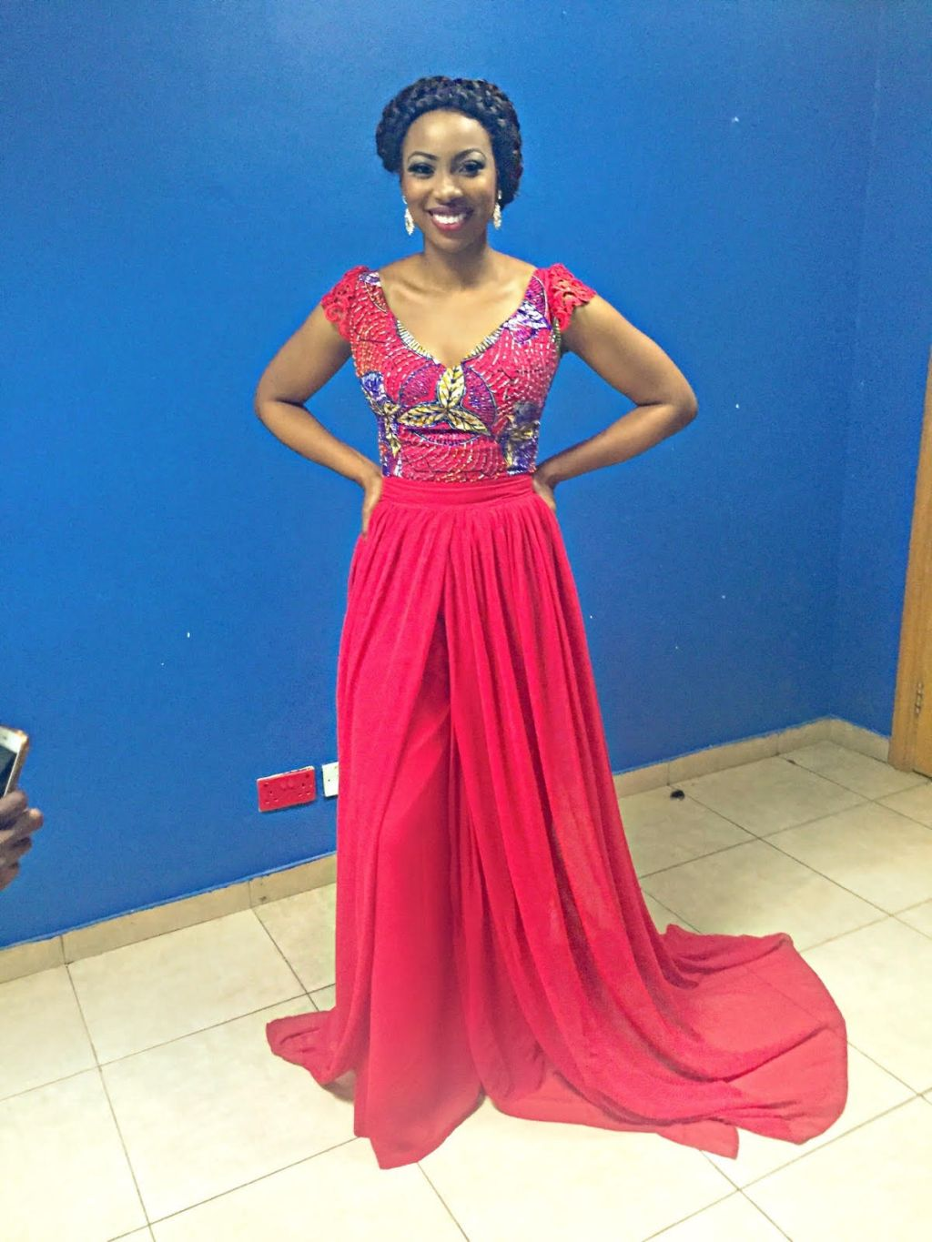 Bolanle Olukanni in Moofa for Project Fame - BellaNaija - September 2015
