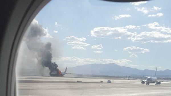 British Airways Fire2