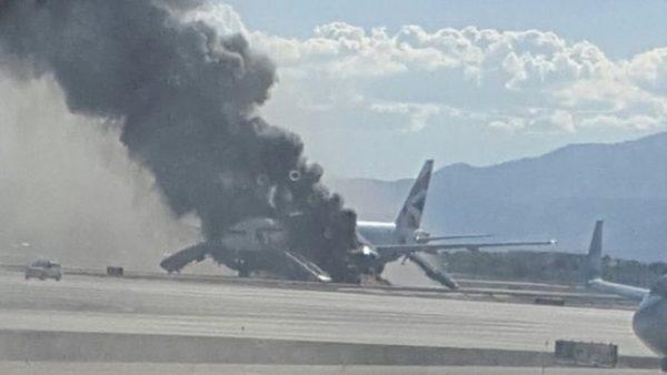 British Airways Fire4