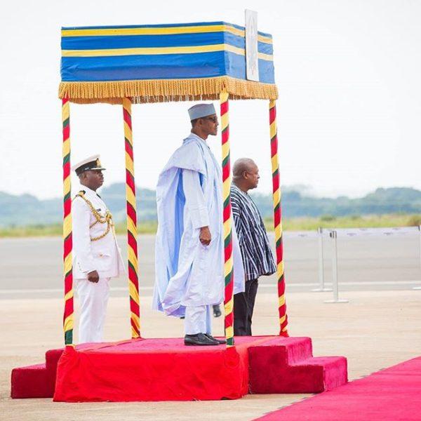 Buhari in Ghana 1.4