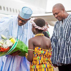 Buhari in Ghana1