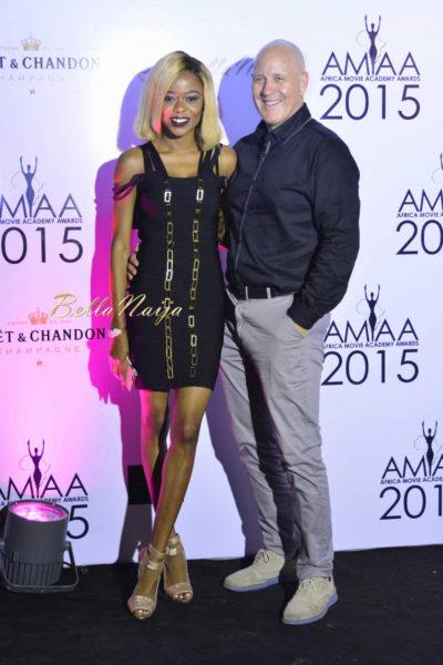 Mariam Adeyemi & John Trimmer