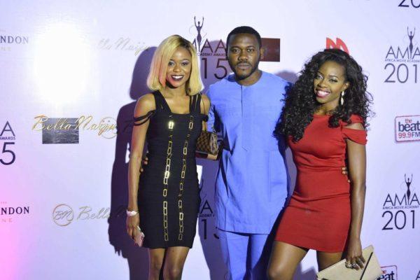Mariam Adeyemi, Deyemi Okanlawon & Shade Ladipo