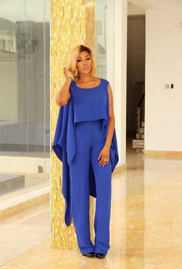 Dabota Lawson in Wanni Fuga - BellaNaija - September 2015