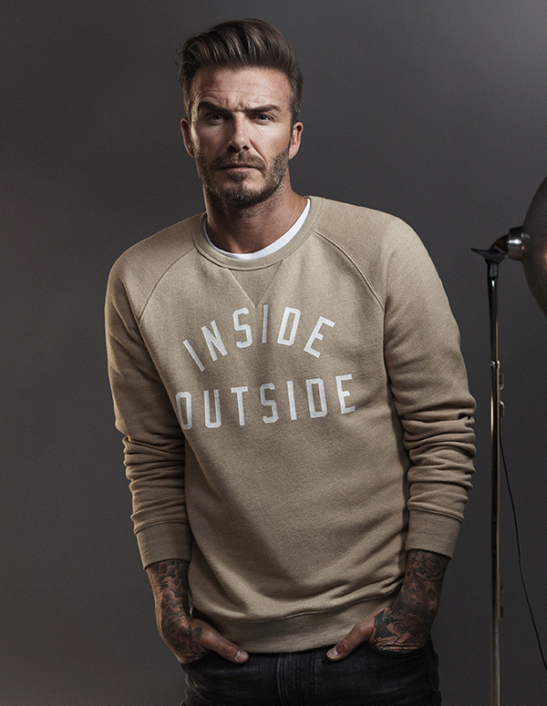 David Beckham and Kevin Hart in H&M Campaign for Modern Essentials - BellanNaija - September 2015006