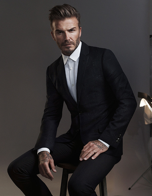David Beckham and Kevin Hart in H&M Campaign for Modern Essentials - BellanNaija - September 2015009