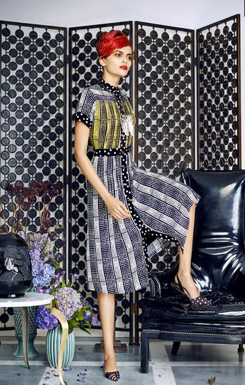 Duro Olowu Spring Summer 2016 Collection - BellaNaija - September 2015001