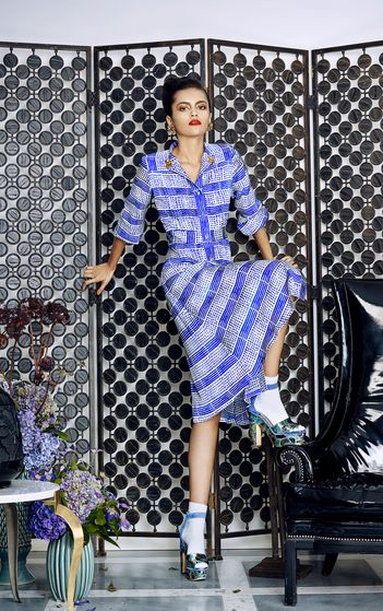 Duro Olowu Spring Summer 2016 Collection - BellaNaija - September 20150010