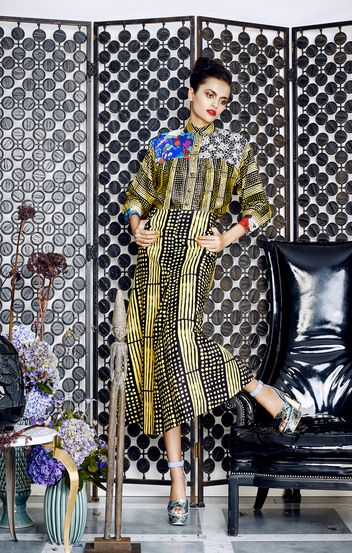 Duro Olowu Spring Summer 2016 Collection - BellaNaija - September 20150011