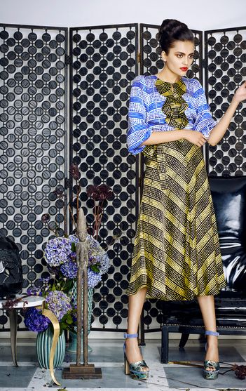 Duro Olowu Spring Summer 2016 Collection - BellaNaija - September 20150013