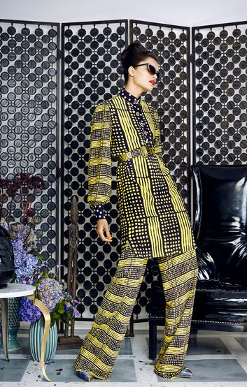 Duro Olowu Spring Summer 2016 Collection - BellaNaija - September 20150014