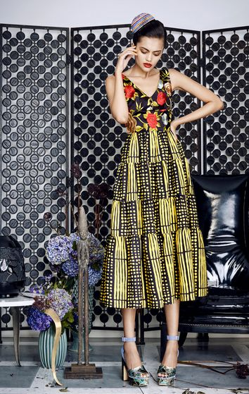 Duro Olowu Spring Summer 2016 Collection - BellaNaija - September 20150017