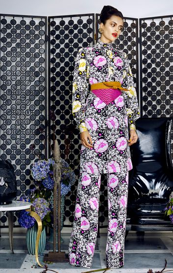 Duro Olowu Spring Summer 2016 Collection - BellaNaija - September 20150024
