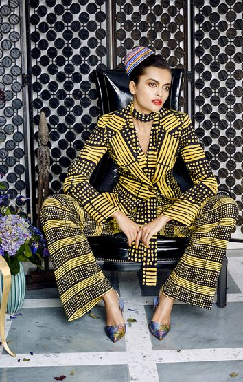 Duro Olowu Spring Summer 2016 Collection - BellaNaija - September 2015003
