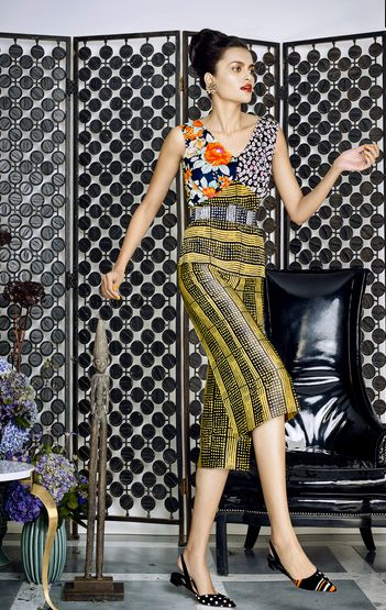 Duro Olowu Spring Summer 2016 Collection - BellaNaija - September 2015007