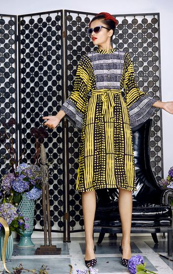 Duro Olowu Spring Summer 2016 Collection - BellaNaija - September 2015008