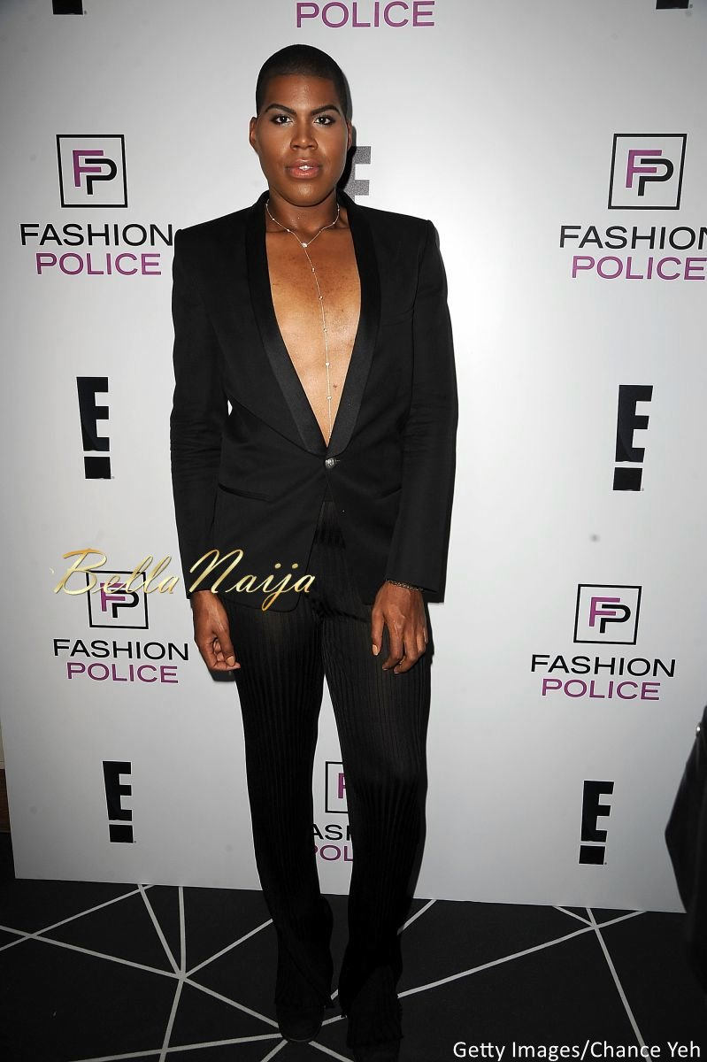 Are You Feeling Ej Johnson S Outfit To E S New York