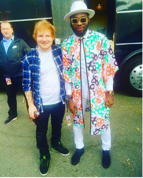 Ed Sheeran & Swanky Jerry
