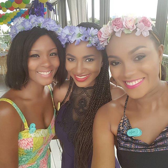Osas Ajibade, Jumai Shaba & Ify Okoye
