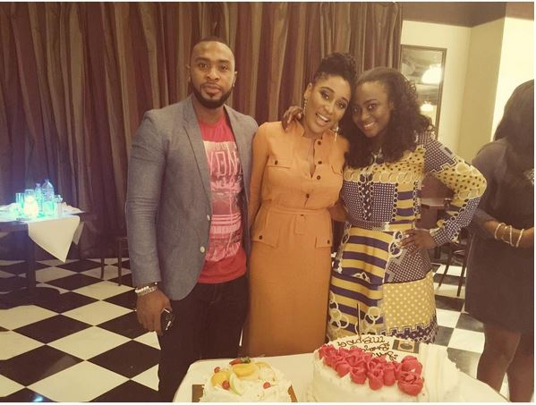 Enyinna Nwigwe, Mbong Amata & Emem Morgan