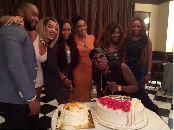 Enyinna Nwigwe, Onyii Alex, Ruth Kadiri, Mbong Amata, Jennifer Oguzie, Ini Edo & Skiibii
