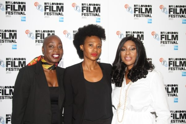 Eryca Freemantle; Nse Ikpe-Etim; Mo Abudu, Executive Producer - Fifty