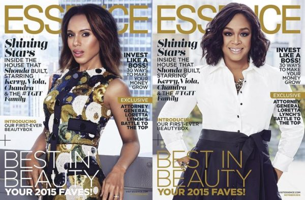 Essence Magazine October 2015 BN