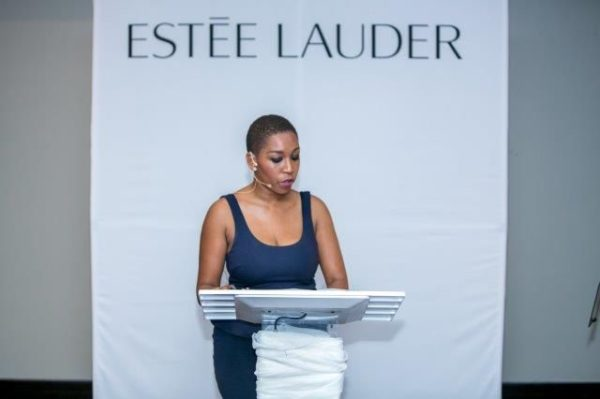 Lulu Ndevu (Communications Manger, Estee Lauder)
