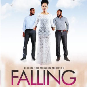 Falling Nollywood Movie Adesua Etomi 1