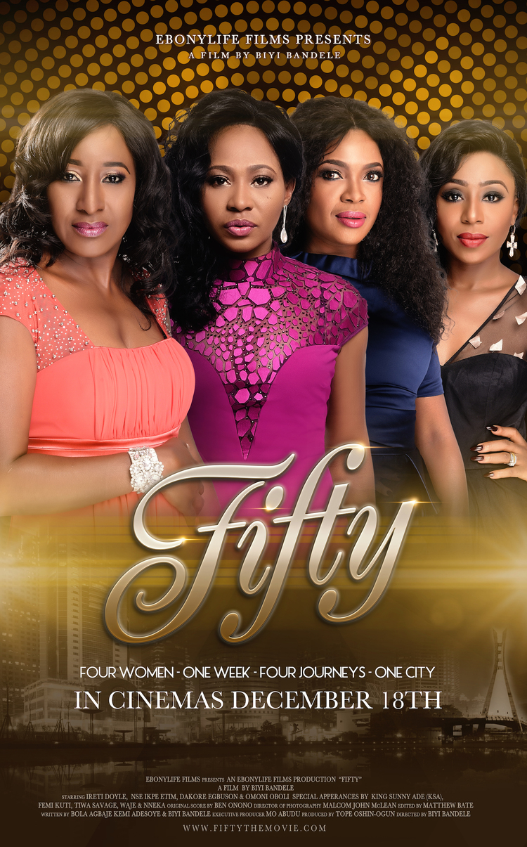 Fifty Movie BellaNaija