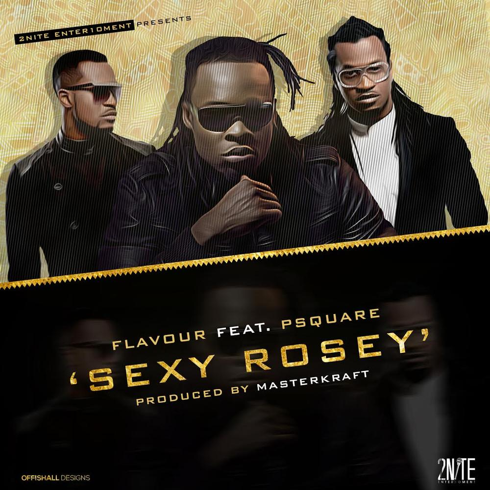 Flavour P-Square Rosey