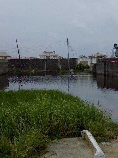 Flood in Alpha Beach 2 BellaNaija