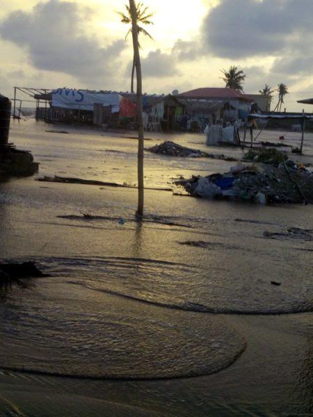 Flood in Alpha Beach 4 BellaNaija