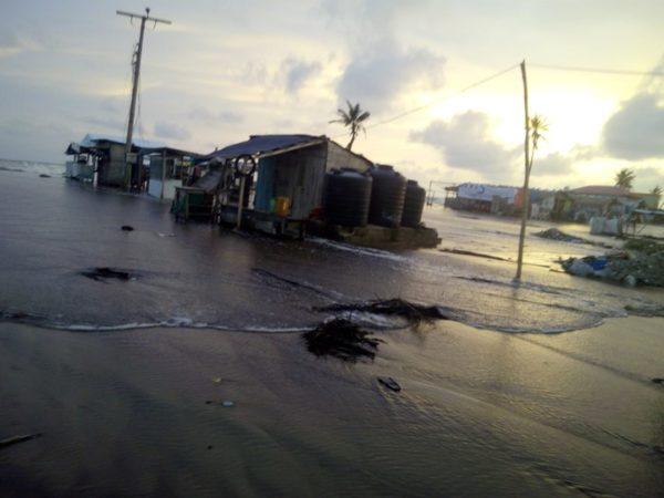 Flood in Alpha Beach 5 BellaNaija