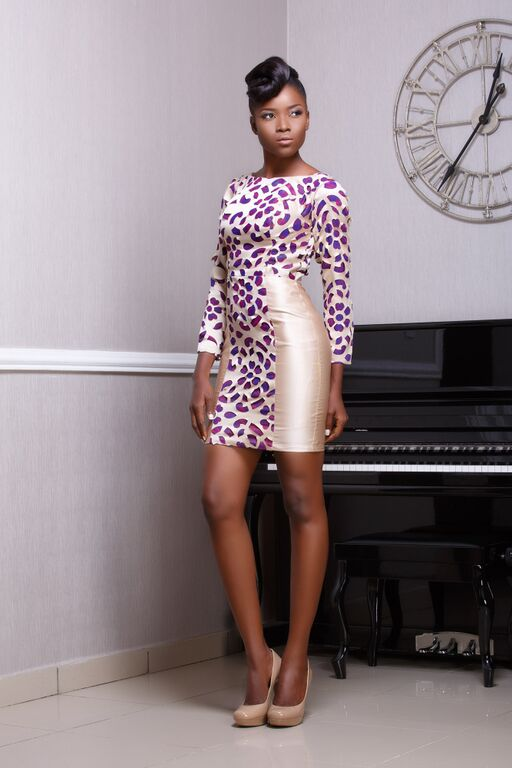 Funke Adepoju Resort 2015 Collection Lookbook - BellaNaija - September 2015