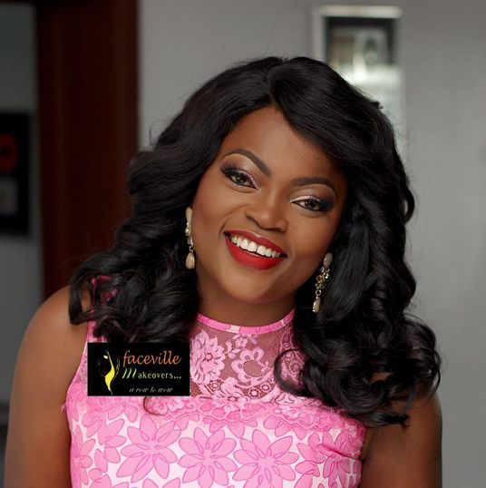 Funke Akindele - BellaNaija - September 2015