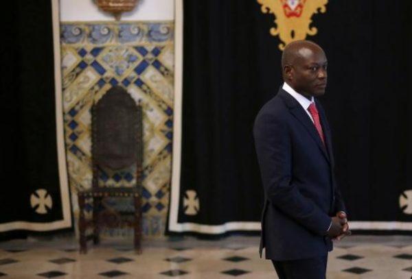 Guinea-Bissau's President Jose Mario Vaz in a file picture. REUTERS/Rafael Marchante