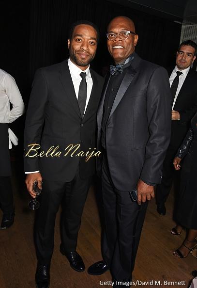 Chiwetel Ejiofor & Samuel L. Jackson