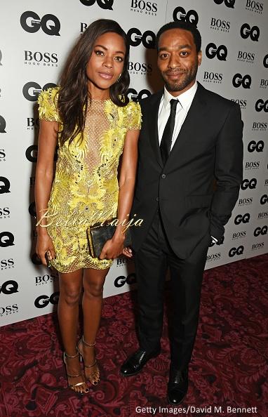 Naomie Harris & Chiwetel Ejiofor